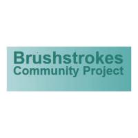 Brushstrokes Community Project Logo