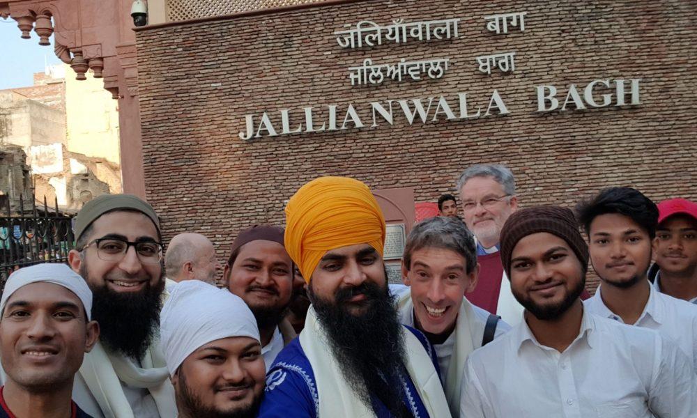 Faithful Friends On Tour, UK & India