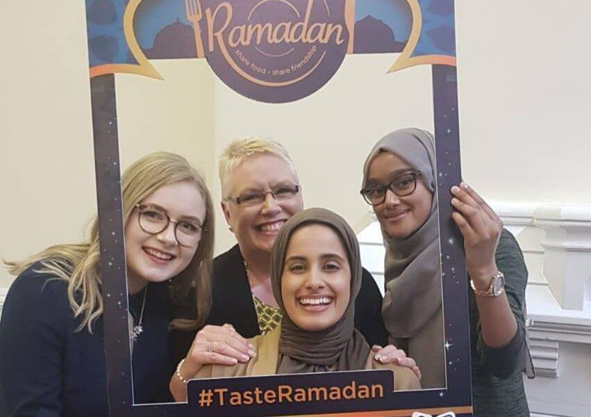 Ramadan Community Iftars, Love thy neighbour