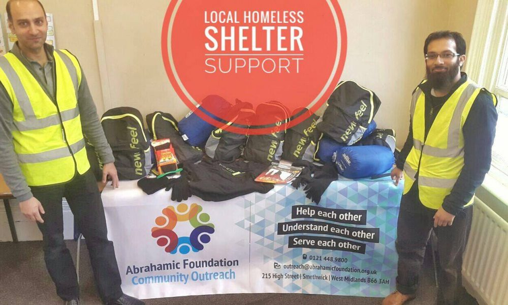 SHARP – Sandwell Homeless and Resettlement Project
