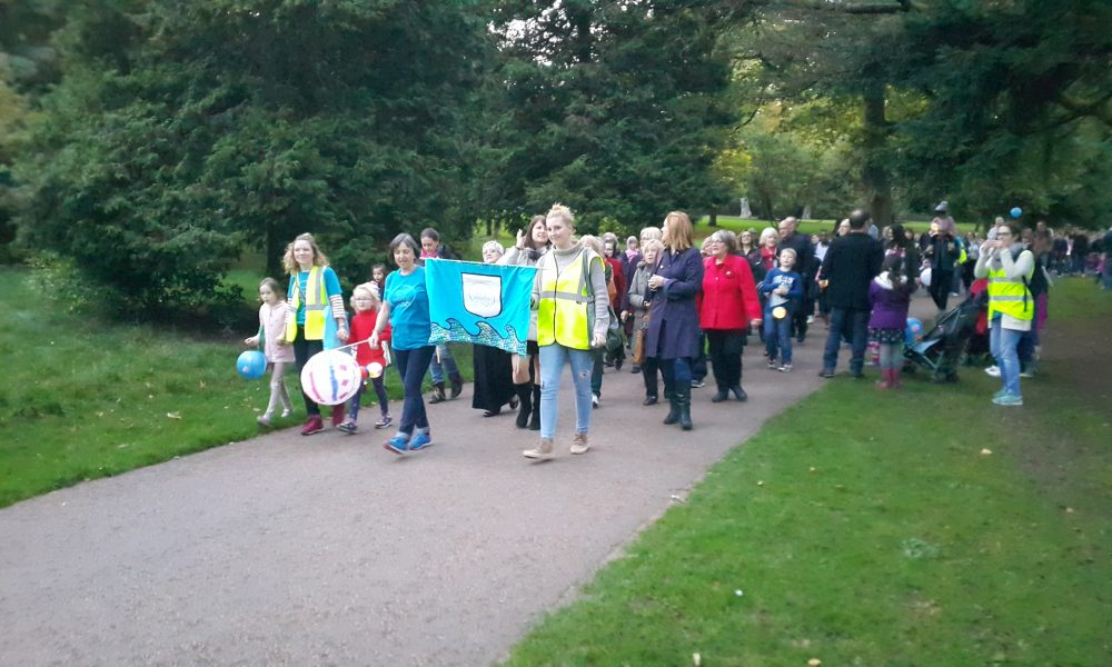 Bearwood action for refugees