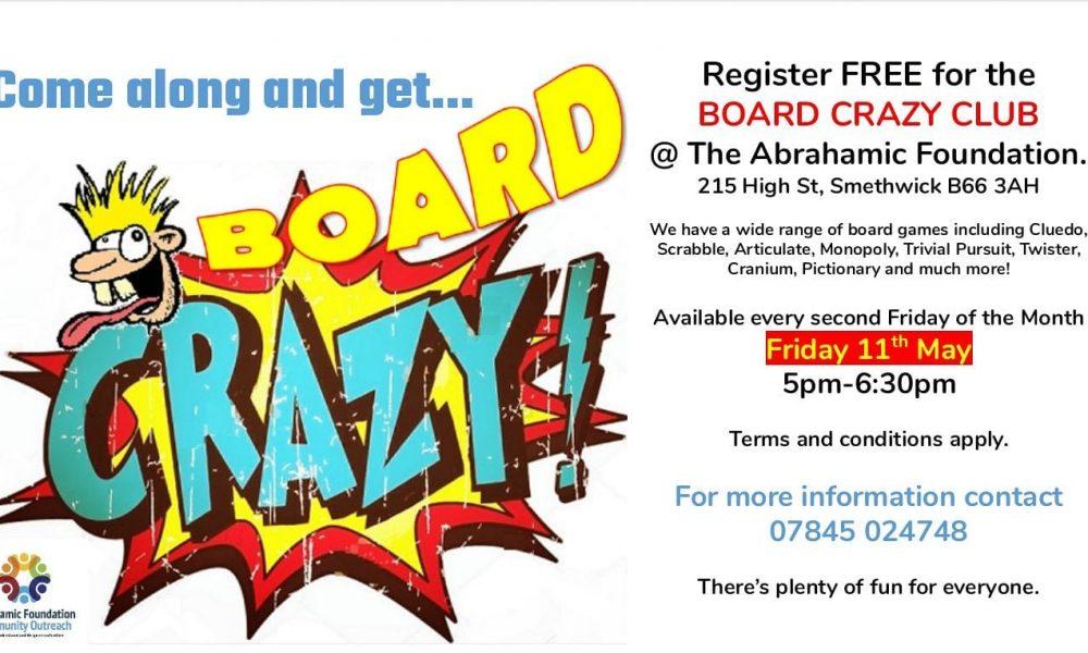 Board Crazy Youth Club