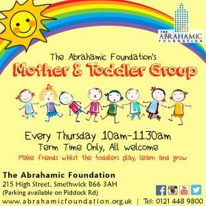 AF Toddlers group