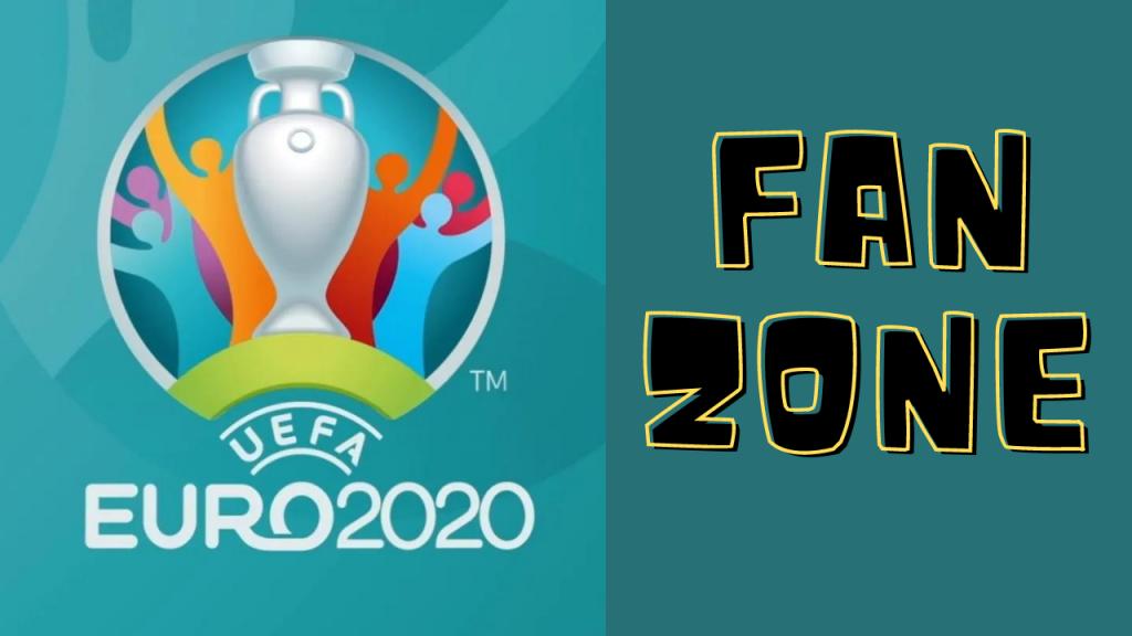 EUROS 2021 Fan Zone