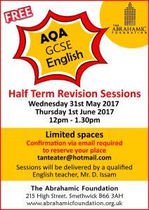 GCSE english revision SMALL