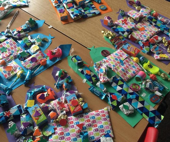Arts and crafts holiday clubs