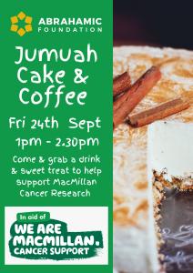 MacMillan-Jumuah-Cake-Sale