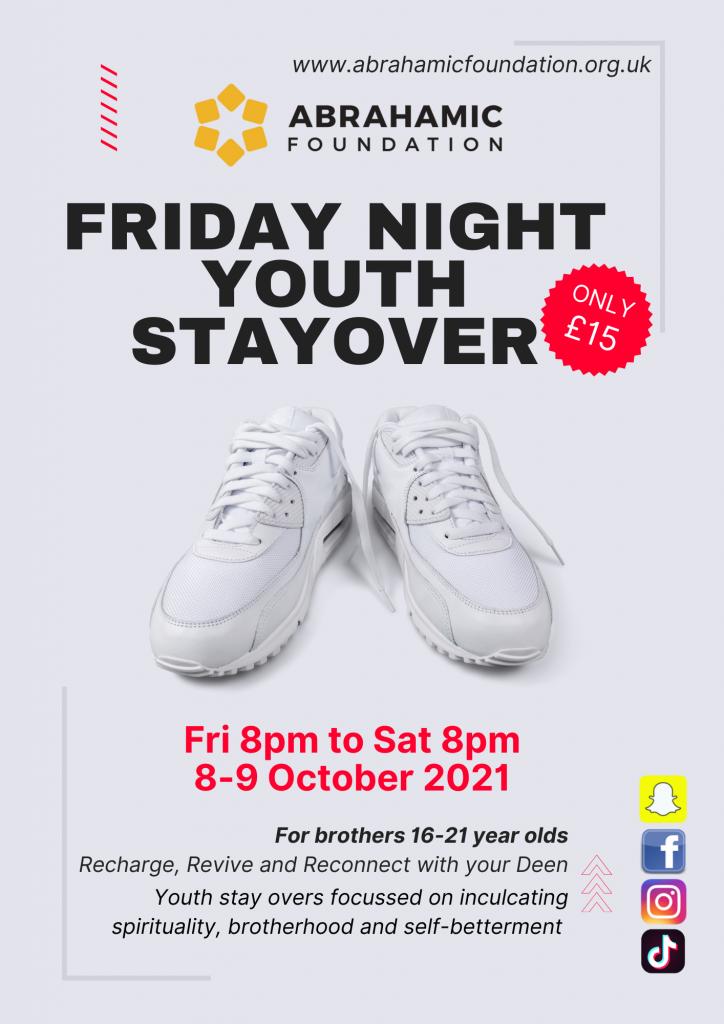 Friday Night Youth Stayover