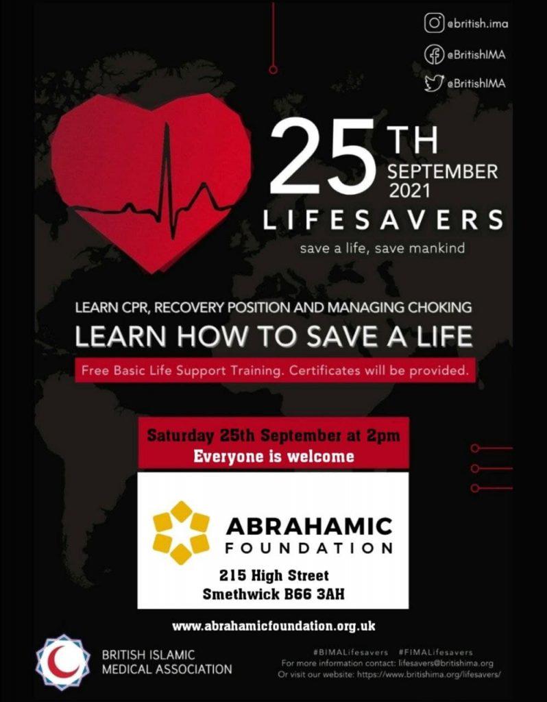 Lifesavers Annual Workshop