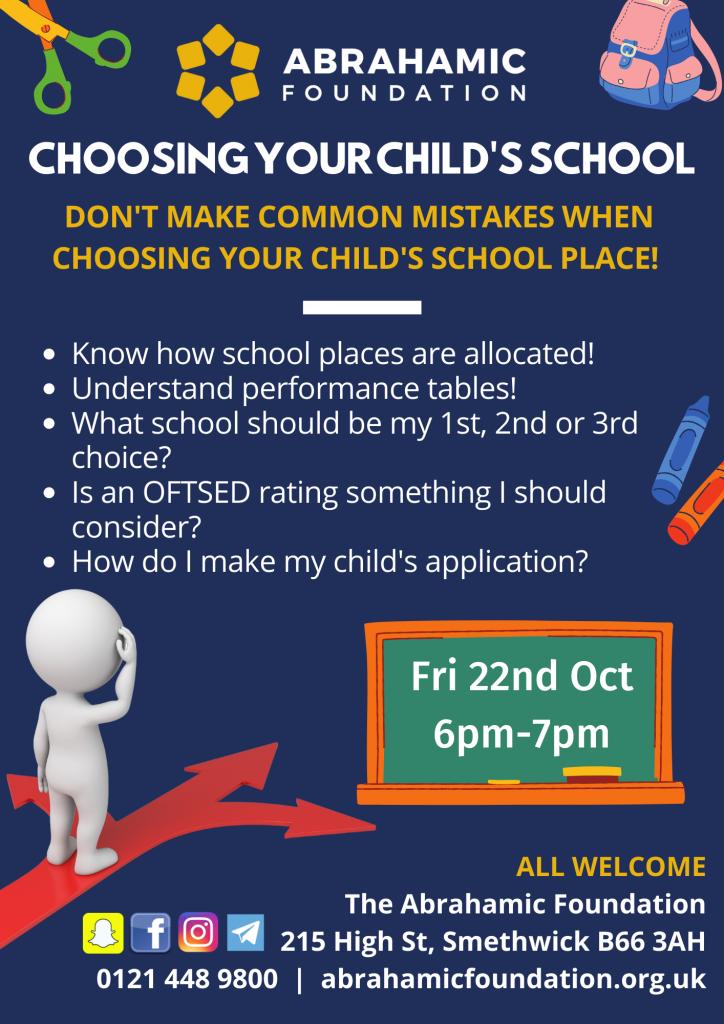 Choosing Your Child's School